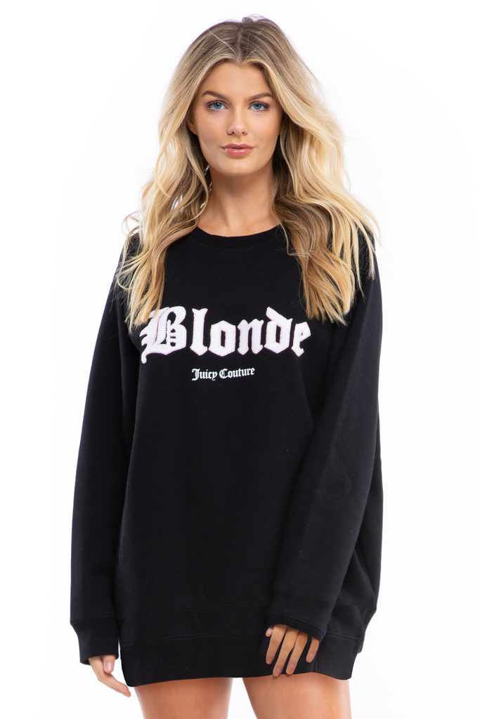 Blonde Big Sister Crew - Juicy Couture