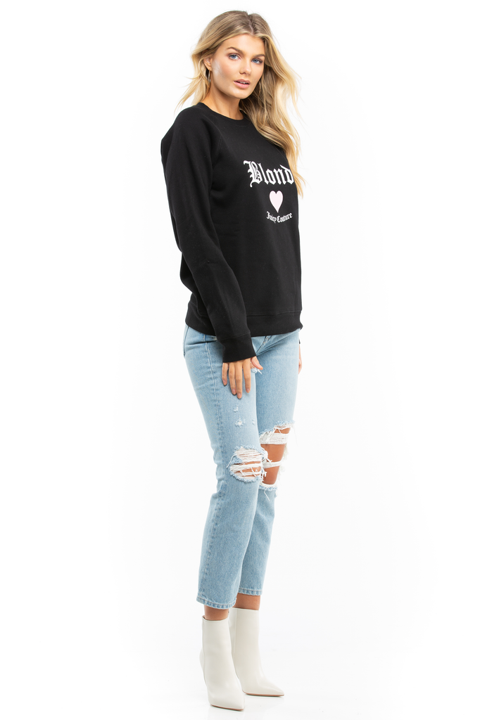 Blonde Classic Crew - Juicy Couture