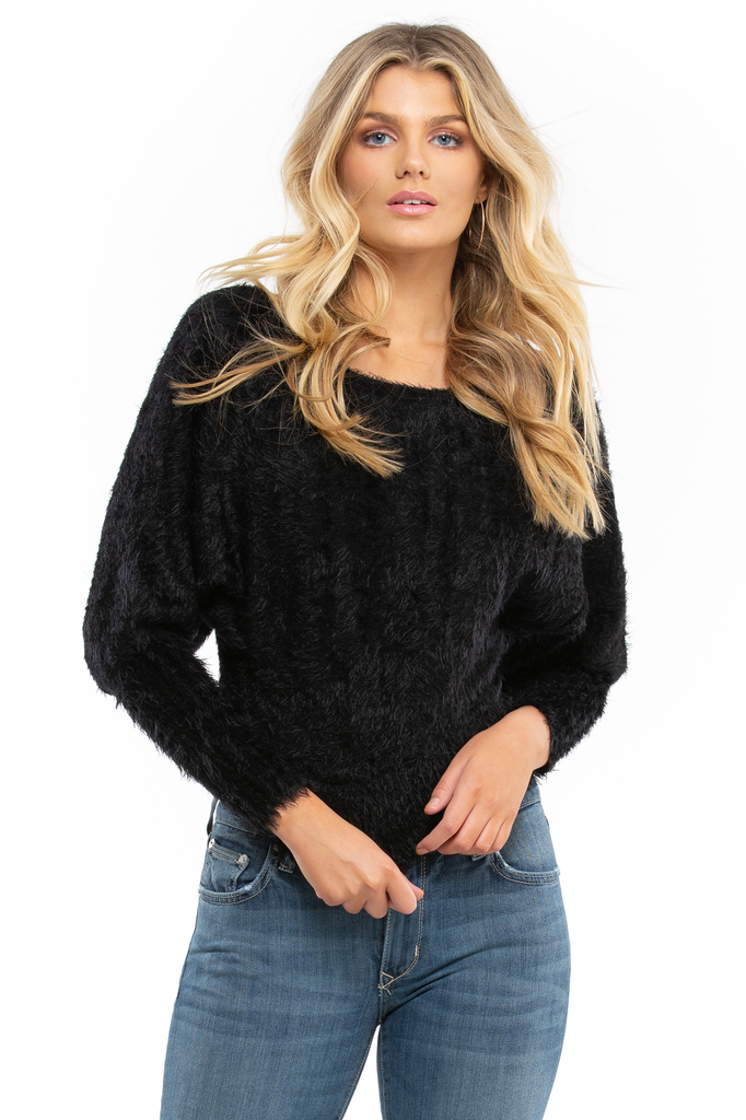 Lou Slouchy Sweater