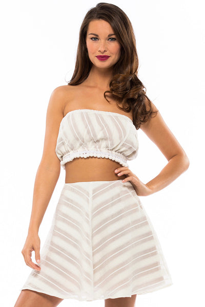 Alessandra Crop Top - Sugarillashop.com
