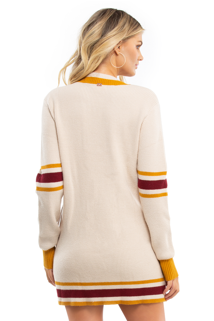 Ivy League Sweater Dress