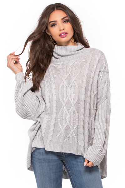 Raina Turtleneck Sweater
