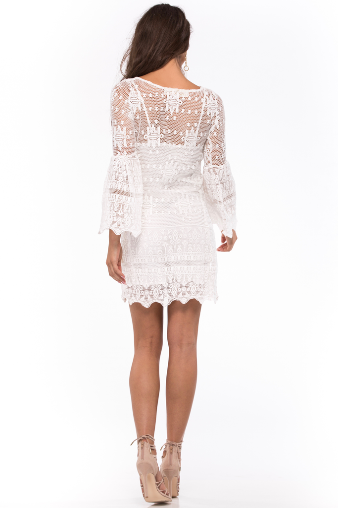 Evoke Mini Dress