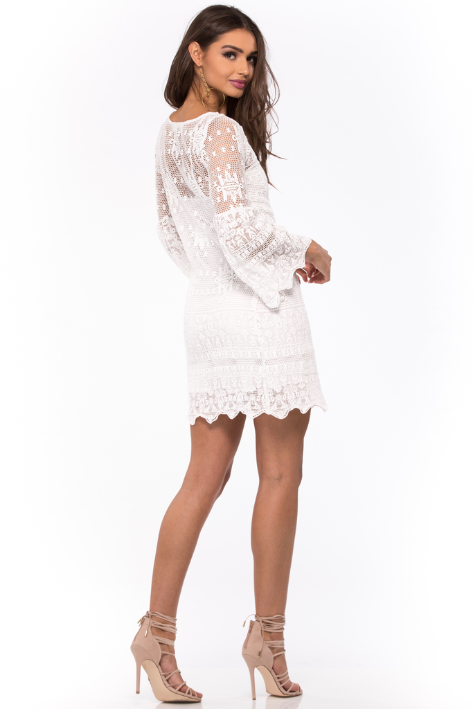 Evoke Mini Dress - Sugarillashop.com