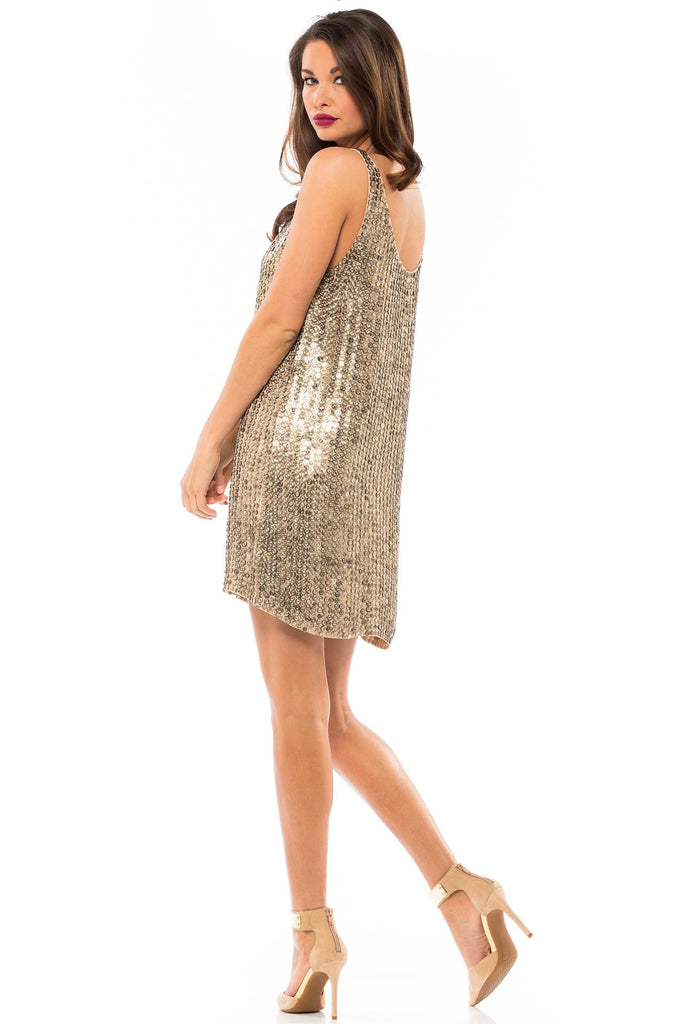 Nina Sequin Dress