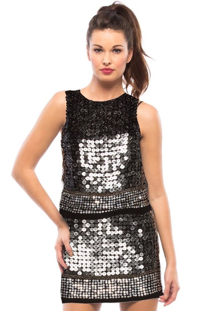Jack Sequin Top