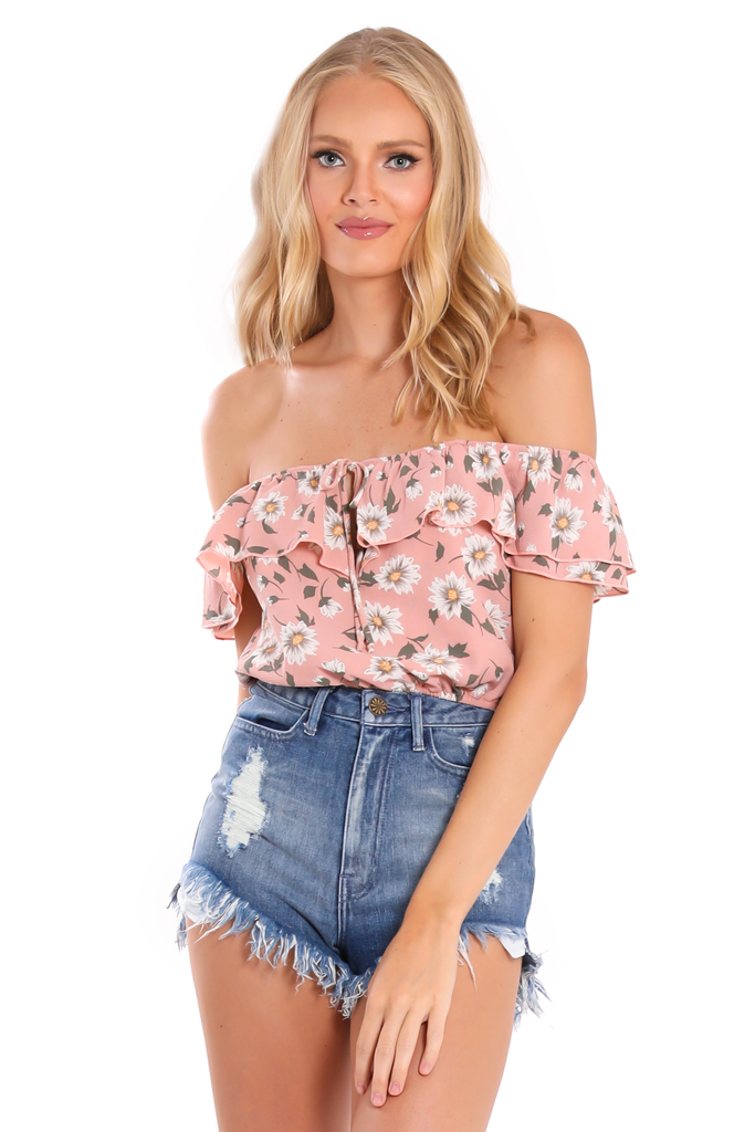 Darla Top - Sugarillashop.com