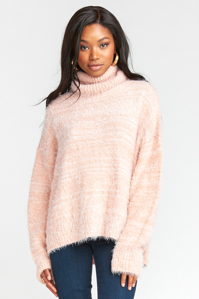 Fatima Turtleneck Sweater - Sugarillashop.com