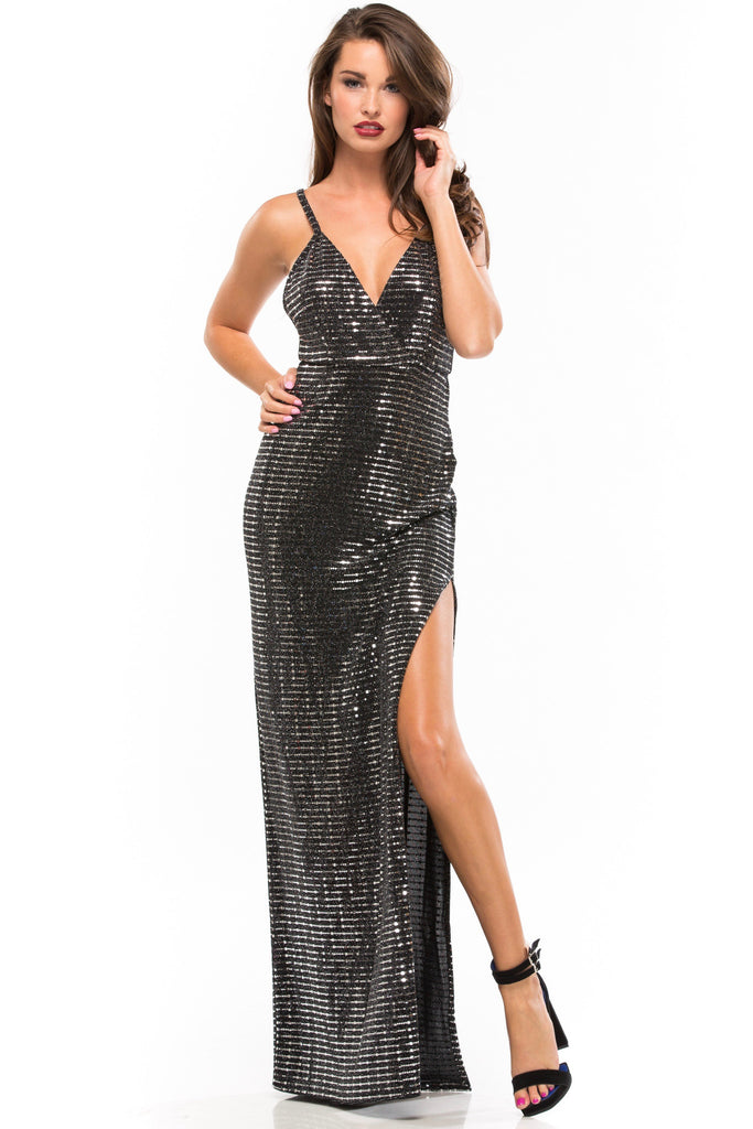 All Shook Up Maxi Dress