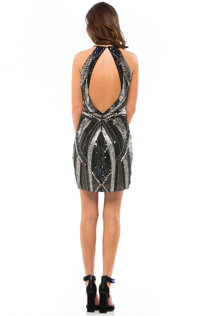 Jaden Sequin Dress