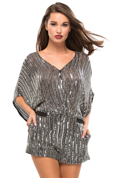 Kimora Sequin Jumper