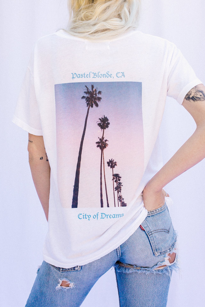 City of Dreams Tee - Sugarillashop.com