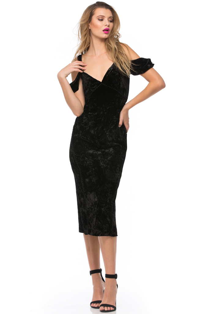 Kinsley Velvet Gown
