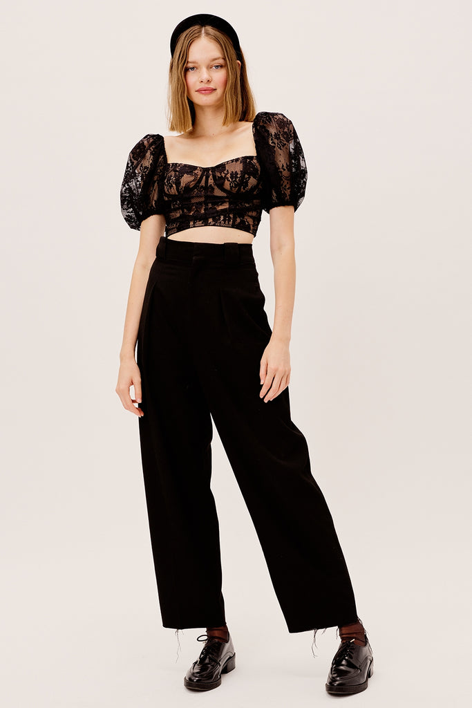 Rosalie Crop Top