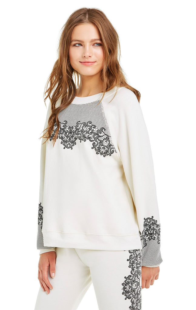 Chantily Lace Sommers Sweater