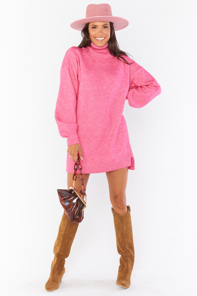 Chester Sweater Dress