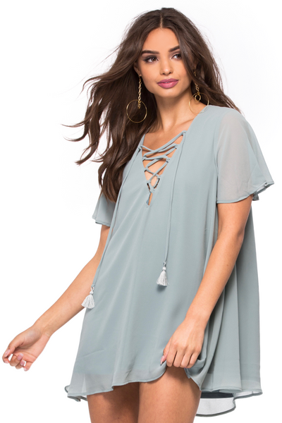 Rancho Vista Tunic Dress