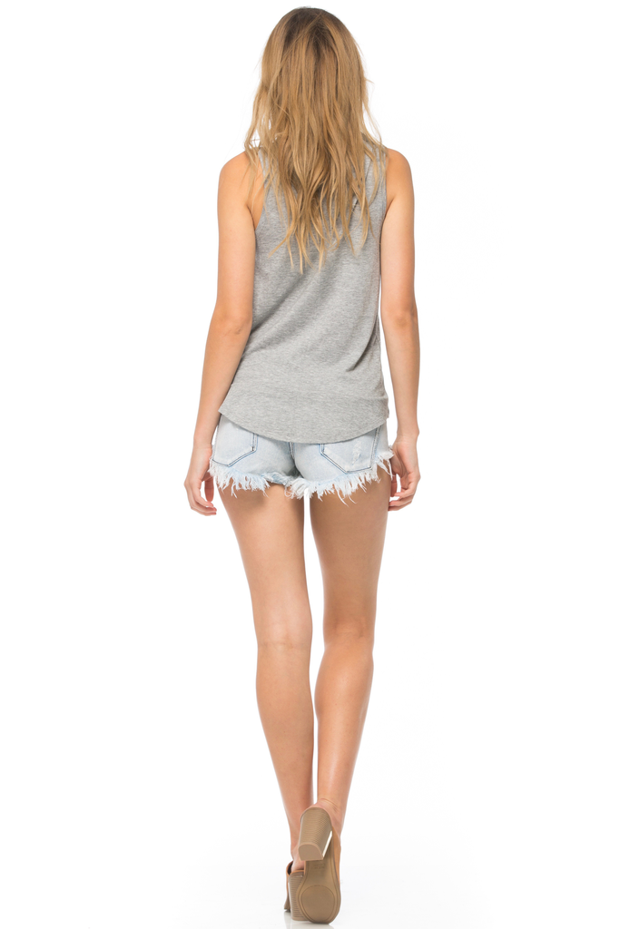 Fiesta and Siesta Whitney Muscle Tee