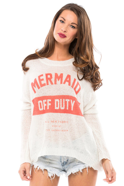 Mermaid Off Duty Uniform Beach Bummies