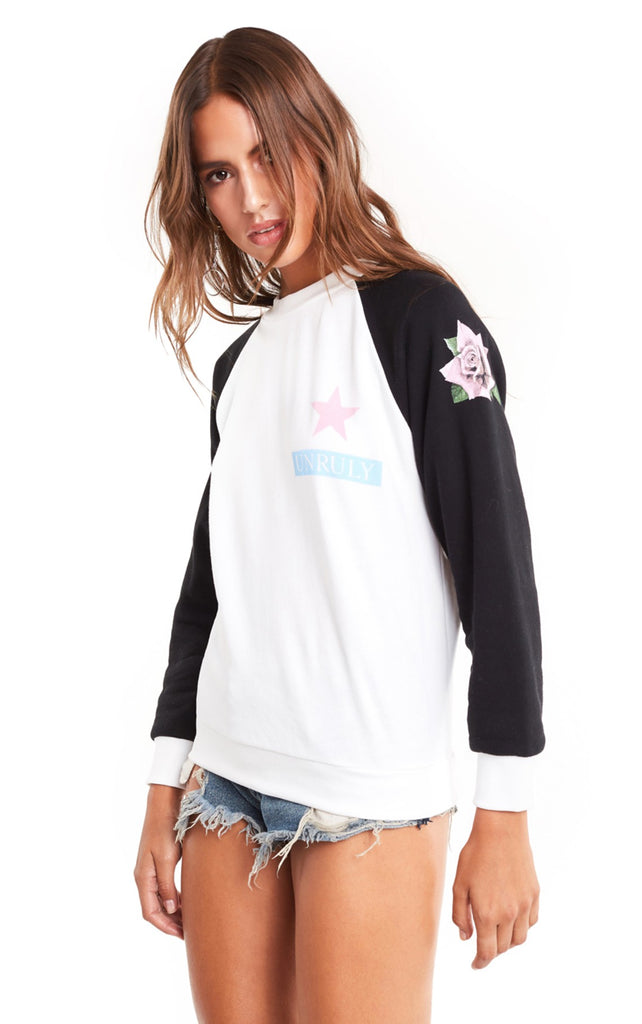 Unruly Junior Sweatshirt