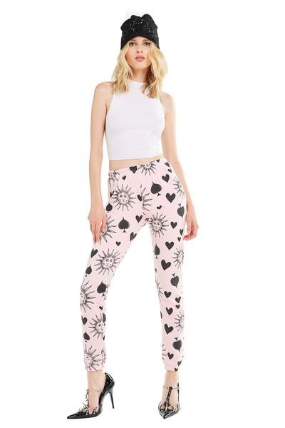 Wildfox Ace of Spades Knox Pant - Sugarillashop.com