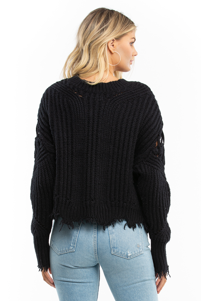 Wildfox Alyx Sweater - Sugarillashop.com