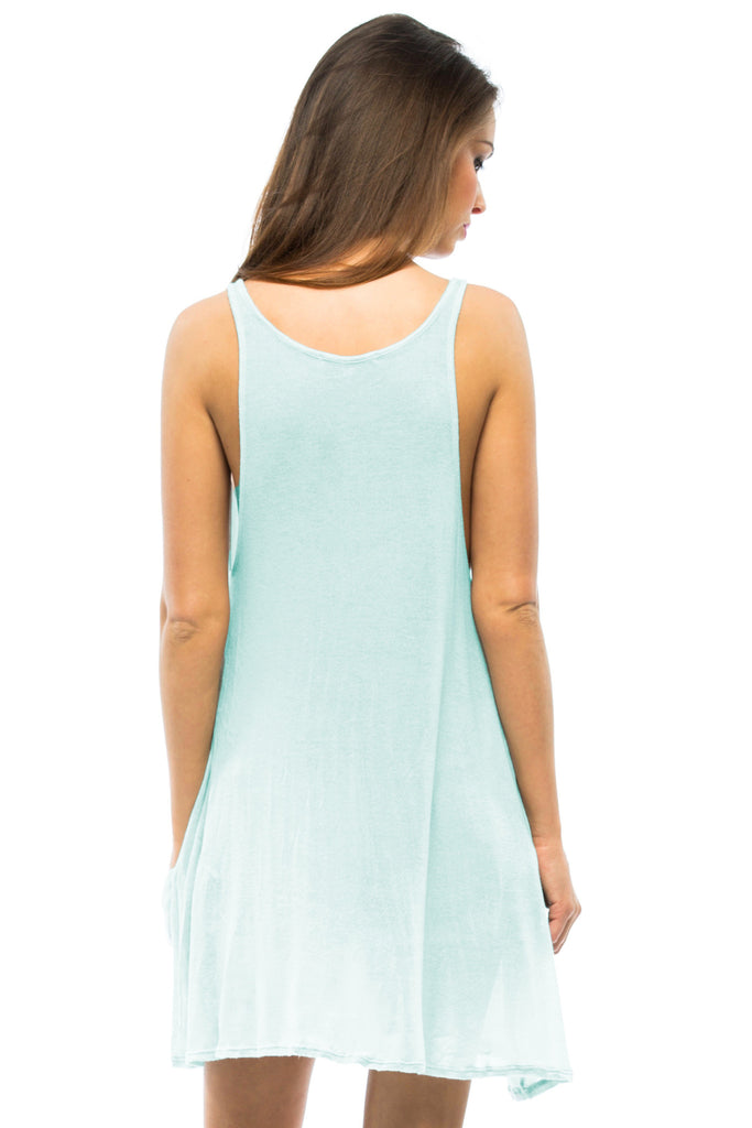 Classic Fox Santorini Swing Dress - Sugarillashop.com