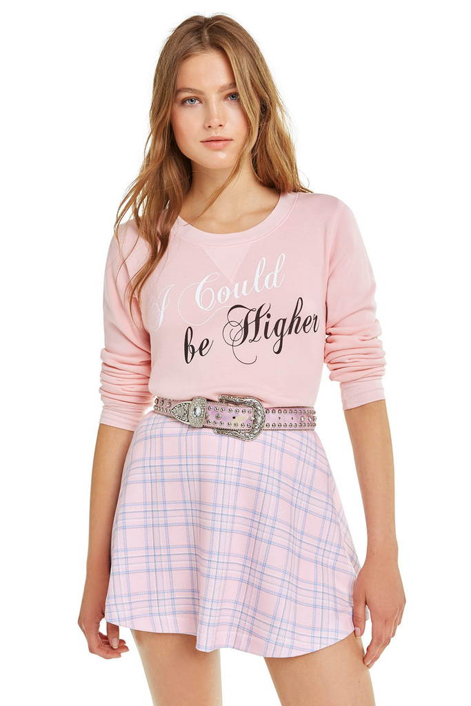 Could Be Higher Quinn Sweatshirt - Sugarillashop.com