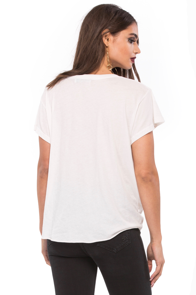 Day Sleeper Romeo V- Neck Tee - Sugarillashop.com