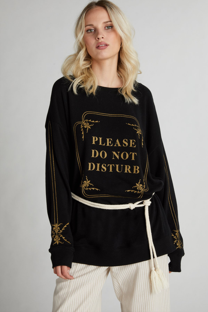 Do Not Disturb Roadtrip Sweatshirt