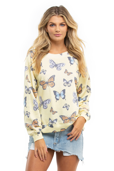 Flutter Away Sommers Sweater