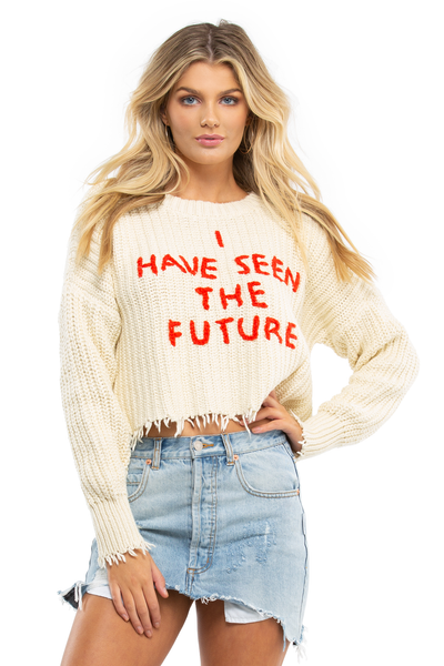 Future Seeker Sweater