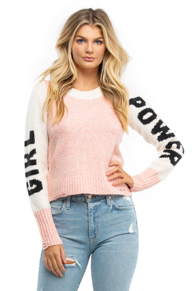 Girl Power Lou Sweater