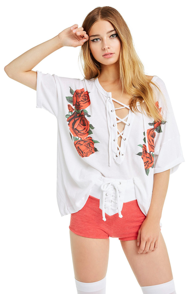 Lovely Roses Maxwell Tee