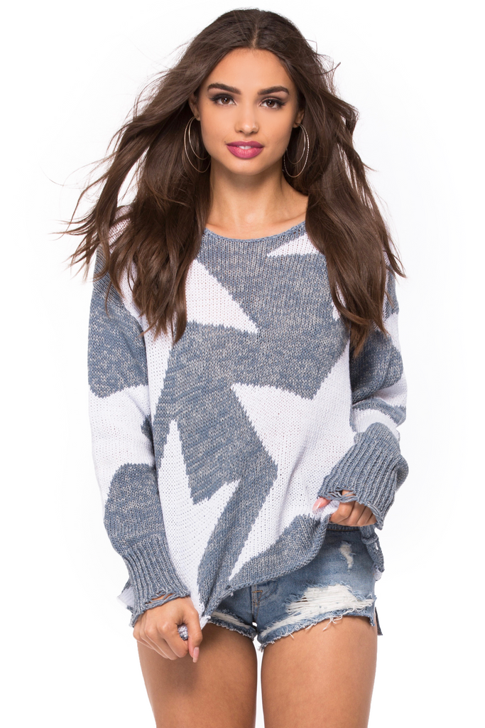Lucky Stars Phantom Sweater