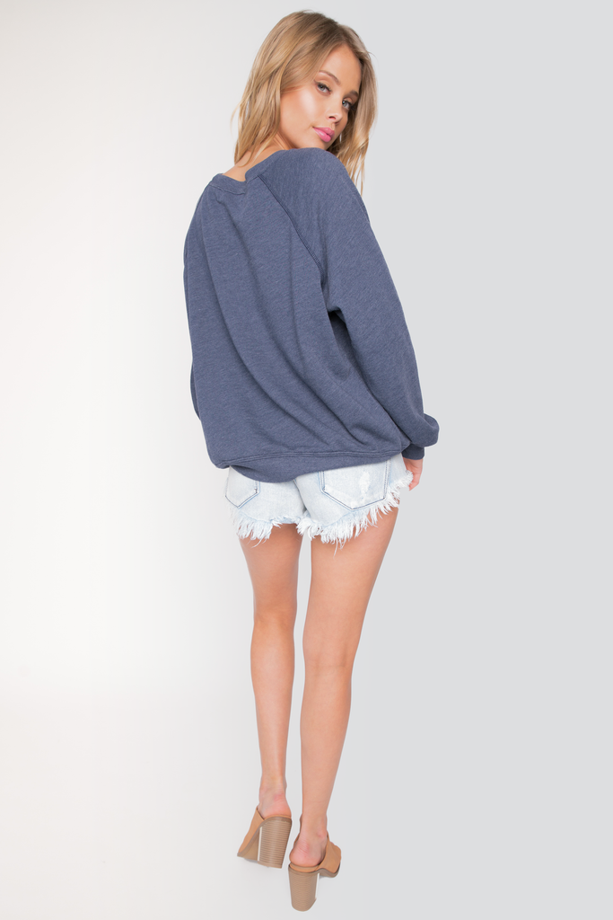 Selectively Social Sommers Sweater