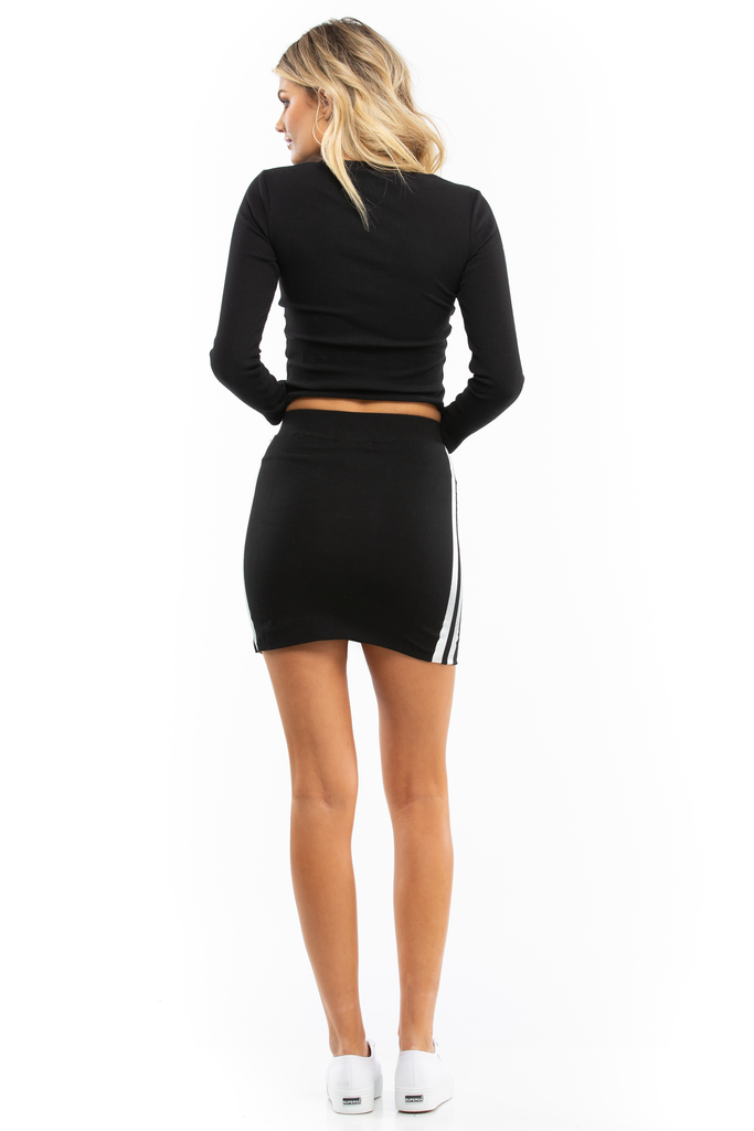 Silver Track Roxi Skirt