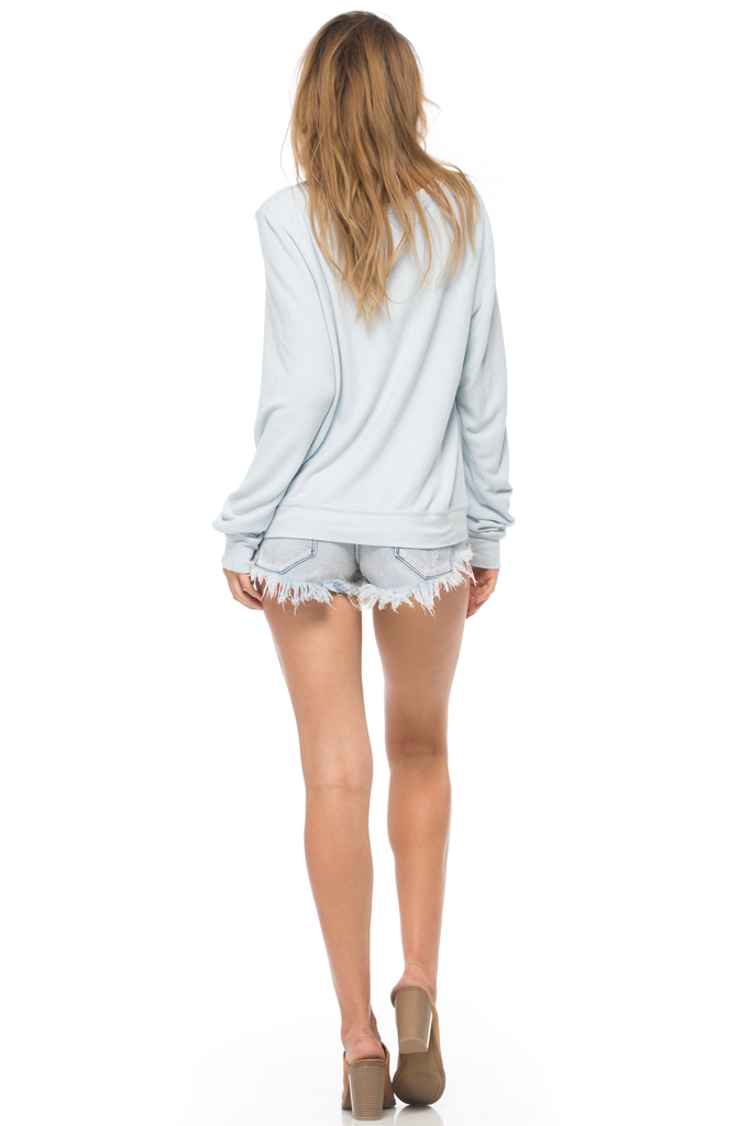 Stay Cool Baggy Beach Jumper