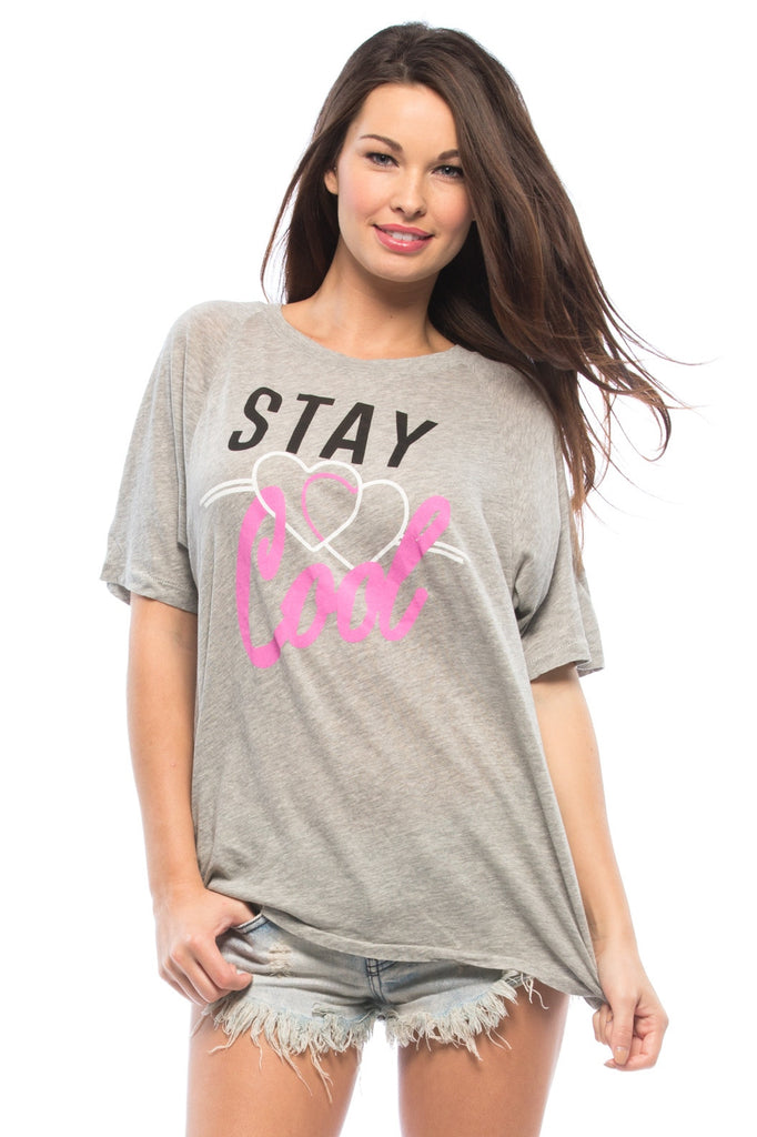 Stay Cool Perfect Tee