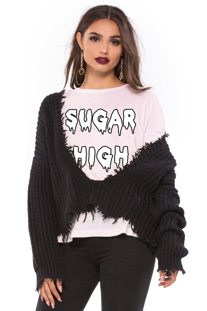 Sugar High No9 Tee