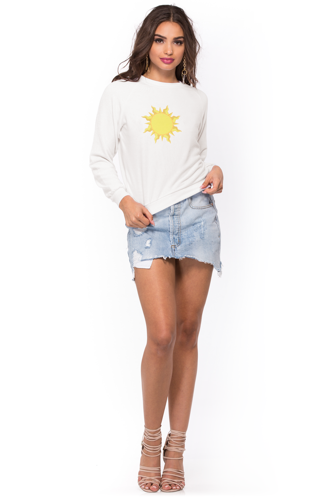 Sunny Disposition Sommers Sweater