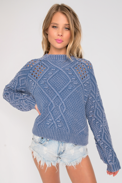 Perf Sweater