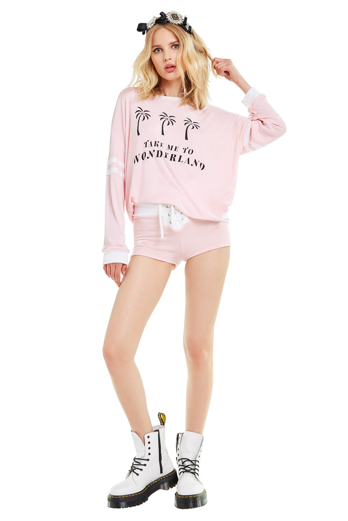 Wonderland Moonlight Sweater