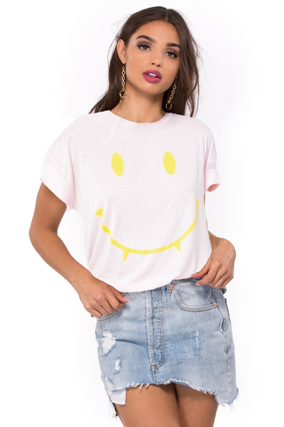 Vamp Smiley Sonic Tee