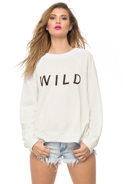 Wild Baggy Beach Jumper
