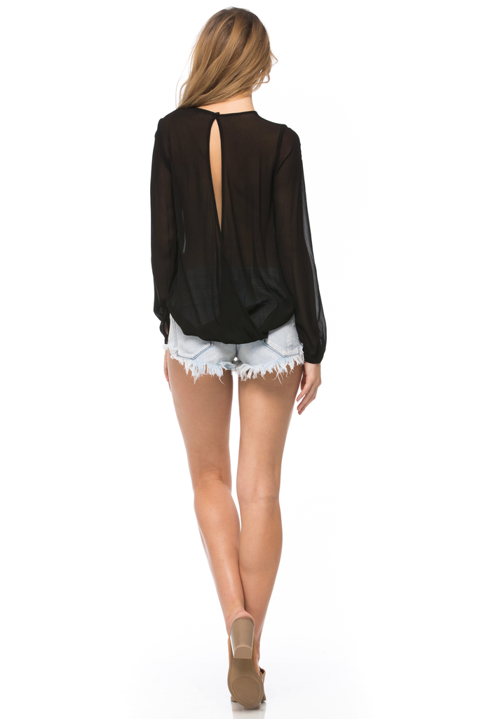 Caliante Wrap Top