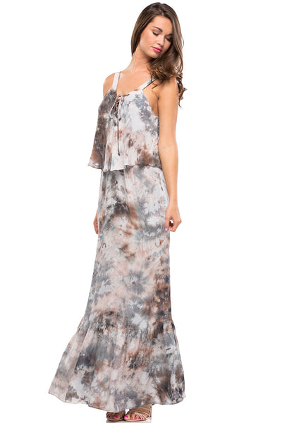 Copal Maxi Dress - Sugarillashop.com