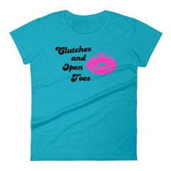 Clutches and Open Toes T-shirt