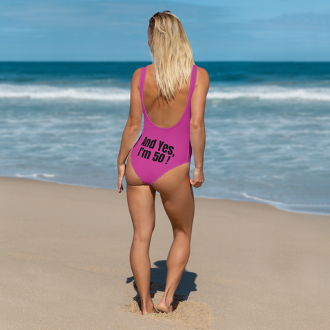 Blond Bombshell Swimsuit- Custom order
