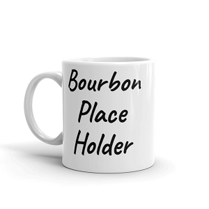 Bourbon Place Holder Coffee Mug